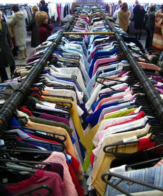 Куплю стоковую одежду